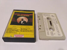 Louis Armstrong And His Friends Grabacion Original Cassette