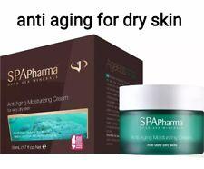 Anti aging Moisturizing Cream SPA pharma Dead sea Minerals dry Skin 50ml