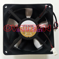 For SUNON KD1212PMS1-6A Server chassis cooling fan 12V 6.8W 120*120*38mm 2pin