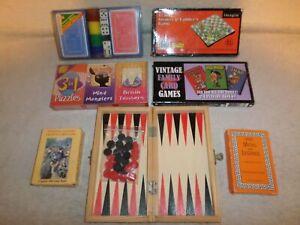 Summer Holiday Fun-Sun Travel Games Bundle D