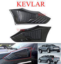 Kevlar Side Vent Protection Cover Ford Ranger T6 MKII MK2 PX2 2015 2016+ XLT XLS