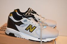 New Balance 1991GG 1991 Gold Black White Sz 9 Made in England Running