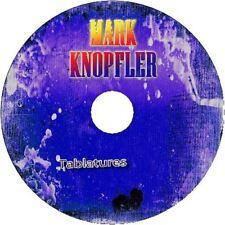 Mark Knopfler BASS & GUITAR TAB CD Tablature GREATEST HITS BEST OF ROCK MUSIC