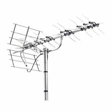 TRIAX UNIX 52 HIGH GAIN FREEVIEW TV AERIAL ANTENNA LTE 4G CAI APPROVED 48