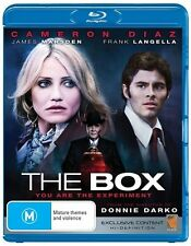 The Box (Blu-ray, 2010) NEW