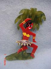 Pavone   Josephine Baker Palm Tree Pin