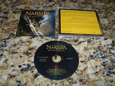 The Chronicles Of Narnia Prince Caspian Music (CD) Disc For Mp3 Players (Mint)