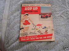 Hop Up and Motor Life Magazine December 1953 Corvette