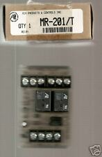 AIR PRODUCTS & CONTROLS MR-201/T DPDT CONTROL RELAY