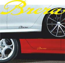 2 x Alfa Romeo Brera 001