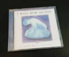 CD ALBUM - BOB FITTS - I WILL BOW TO YOU
