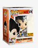 Funko Dragon Ball Z Pop! Animation Vegeta (Over 9000!) (#676) - Hot Topic Excl.