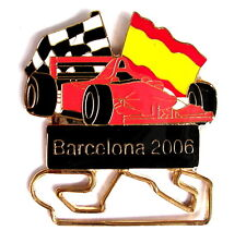 AUTO FORMEL1 Pin / Pins - FERRARI BARCELONA 2006 [1289]