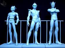 Grendizer - Mazinger - Great Mazinger Duke Fleed,Koji Kabuto and Testuya Tsurugi