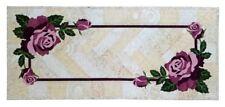 Wildfire Designs Alaska Eva's Roses Table Runner Applique Quilt Pattern
