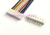 EH 2.5 7-Pin Female housing Connector wire and Male straight  header x 10 SETS