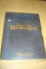 The Lord Of The Rings Sealed The Return Of The King Special Extended DVD Edition
