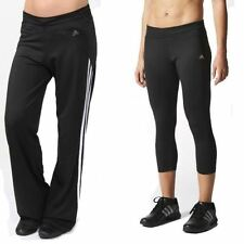 adidas Polyester Capri, Cropped Trousers for Women