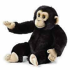 National Geographic Chimpanzee Plush Toy 31cm