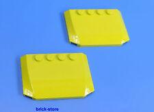 LEGO City / 4x6 vert clair Auto / VÉHICULE UTILITAIRE Toit / 2 Pièces
