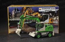 NZG LIEBHERR Schwickert A 914 Excavator 1/50 Diecast Model