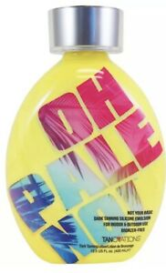 Ed Hardy Tanovations OH PALE NO! Dark Tanning Bed Silicone Intensifier - 13.5 Oz