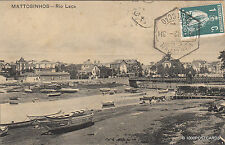 * PORTUGAL - Mattosinhos - Rio Leca 1912