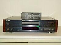 Sony CDP-X779ES High-End CD-Player Schwarz inkl. FB, aus 1.Hand, 2J.Garantie