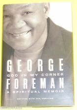 George Foreman - God In My Corner NEW 2007 Great Photos! Nice See!