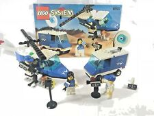 LEGO 6553 - Crisis News Crew - 100% Complete w/ minifigs & book