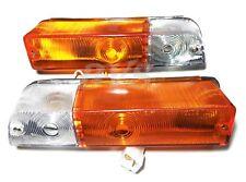 TURN LIGHT LAMP PAIR Fit For 70-76 DATSUN B110 1200 73-83 SUNNY 120Y B210
