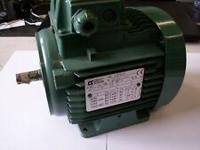 Elektromotor driefasig 230-400Volt Leroy Somer 0.37kW 1500rpm 50Hz bg71 Nieuw