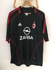 AC MILAN ITALY 2005 2006 AWAY FOOTBALL SOCCER SHIRT MAGLIA CALCIO ADIDAS JERSEY