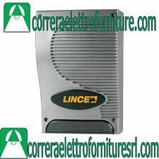 Sirena antifurto autoalimentata in alluminio LINCE. Cod. 1656ONDA3