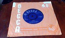 """LULU AND THE LUVERS SHOUT 1st UK DECCA 45 7"""" SINGLE 1964 JIMMY PAGE JIM SULLIVAN"""