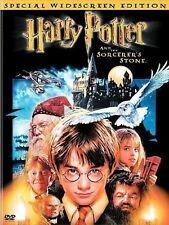 Harry Potter & the Sorcerer's Stone (DVD, 2002/2-Disc Set, Spec. Widescreen Ed.)