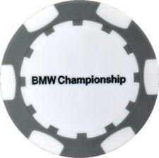 2017 BMW CHAMPIONSHIP (Conway Farms) Logo (GREY) POKER CHIP Golf BALL MARKER