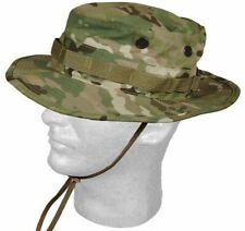 Military Issued Multi Cam Boonie Hat-NEW