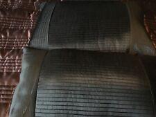 Black Rectangular Cushions