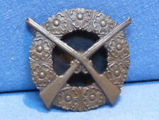 Original WWII Finnish Screw-Back Medal, Shooting Badge !!!!!!!!!