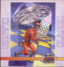 Disc (Action Sixteen Classic 1992) Atari ST Game - Slim Box - GC (#387)