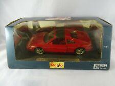 1:18 Maisto Special Edition #52119  1990 Ferrari 348 ts rot