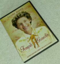 Temple Grandin DVD Claire Danes