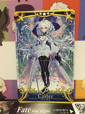 Merlin Prototype Stage 4 Caster Star 5 FGO Fate Grand Order Arcade Mint Card