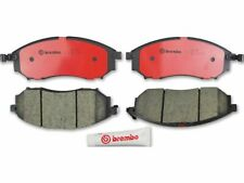 For 2009-2011 Infiniti G37 Brake Pad Set Front Brembo 33494NS 2010 Sedan