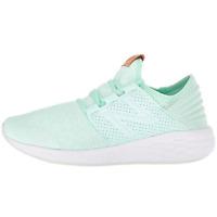 New Balance - Women Fresh Foam Cruz V2 Knit WCRUZKM2 Sneakers, Seafoam/White Mun