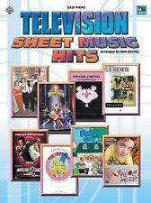 Television Sheet Music Hits, , Dan, Coates, Very Good, 2004-04-01,