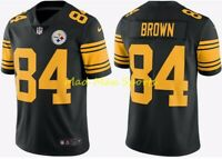 ANTONIO BROWN Pittsburgh STEELERS Nike COLOR RUSH Throwback LIMITED Jersey S-2XL
