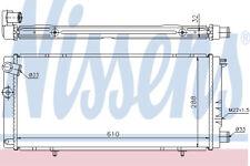 PEUGEOT 205 GTi NISSENS RADIATOR PLASTIC/ALUMINIUM 63729A