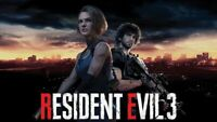 Resident Evil 3 Remake | Steam Key | PC | Digital | Worldwide